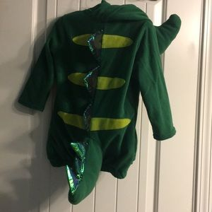 Old Navy Dinosaur Costume-Size  4T-5T